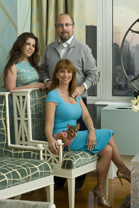 Real Housewives Jill Zarin S Apartment Details Nicole Cohen