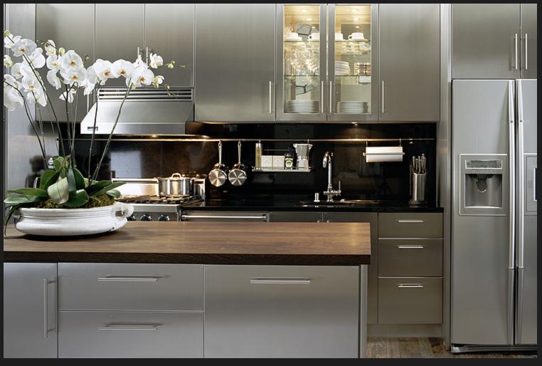kitchen stainless