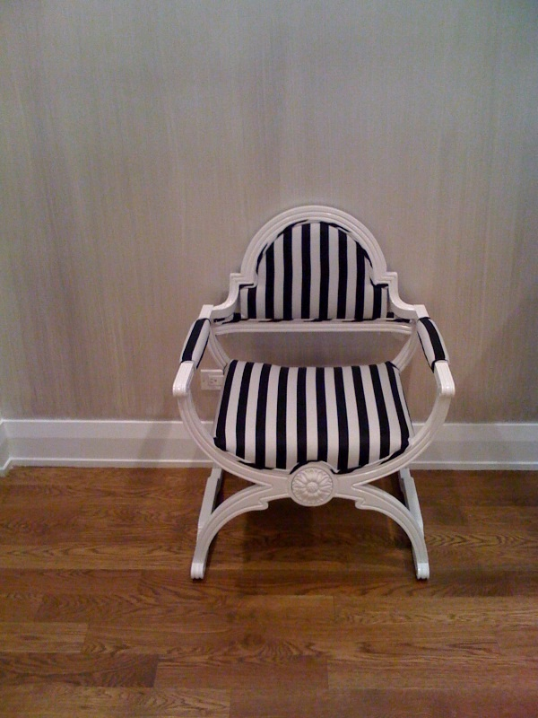 Ebay Chair Finished