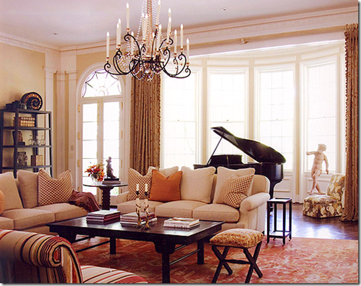 Pianos nicole cohen for Baby grand piano in living room